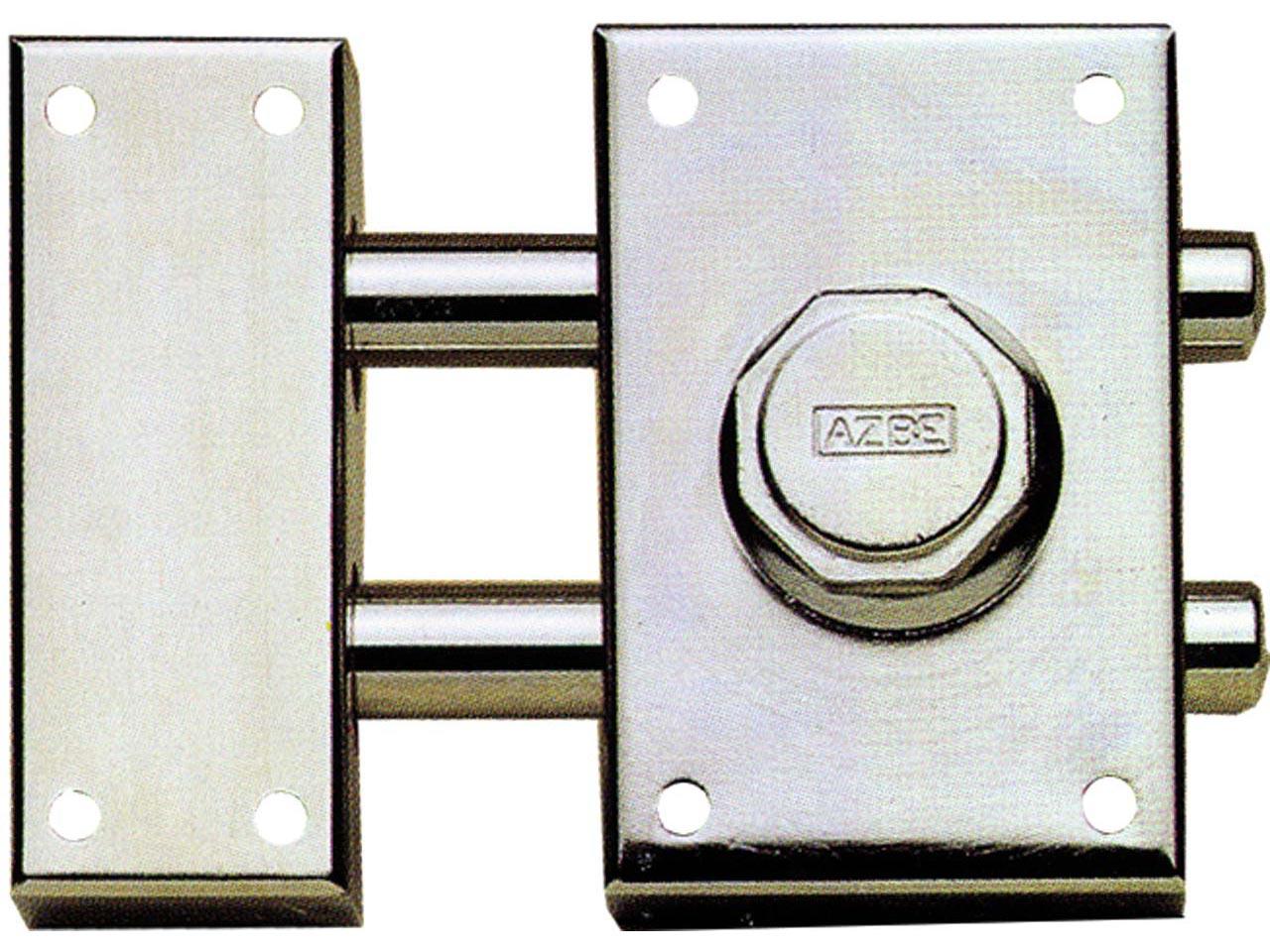 Sufersa cerrojo azbe de seguridad mod 16 - Cerrojos con llave ...
