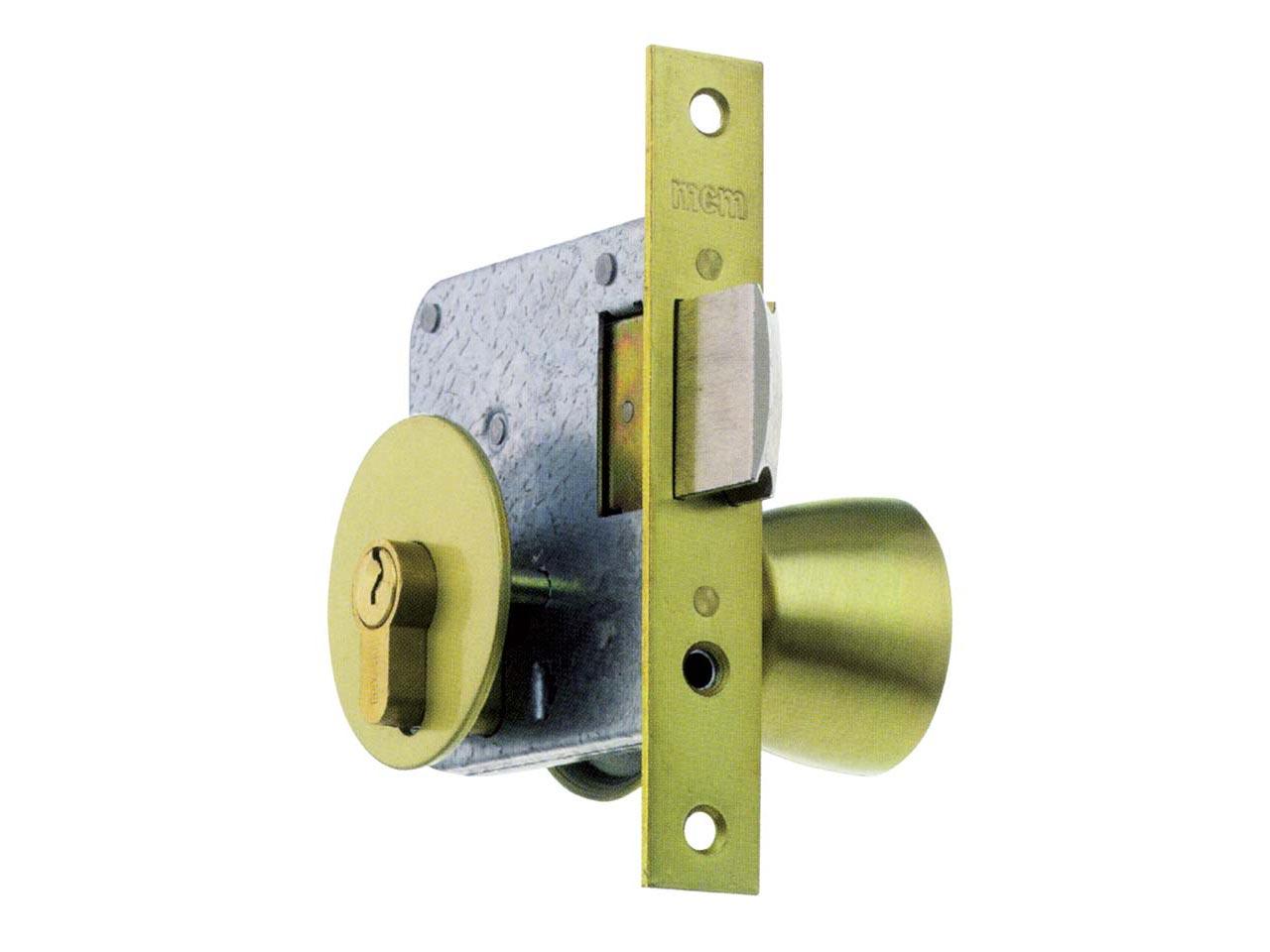 Sufersa cerradura mcm 1561 pomo - Pomo puerta exterior ...