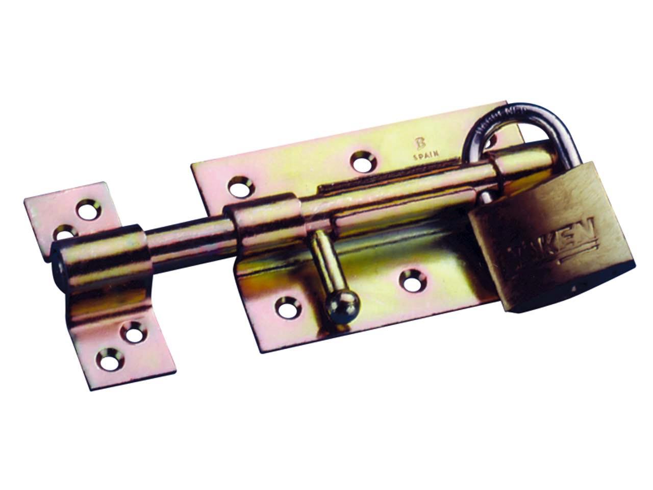 Cerrojo de candados related keywords cerrojo de candados - Pasadores para puertas ...
