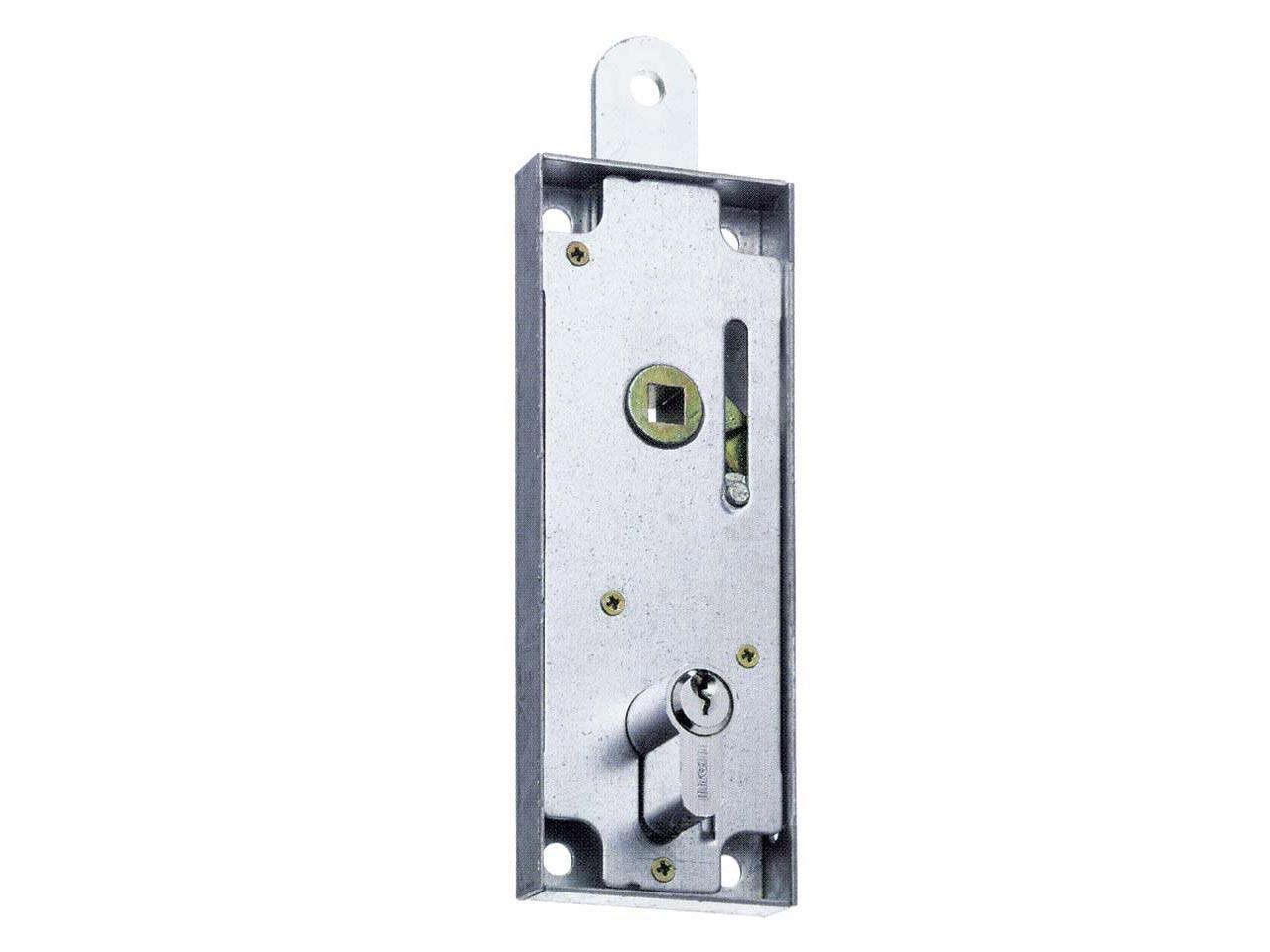 Cerradura puerta metalica exterior good cerradura para - Cerraduras para puertas metalicas ...